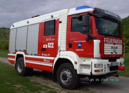 Rüstlöschfahrzeug – RLFA 2000