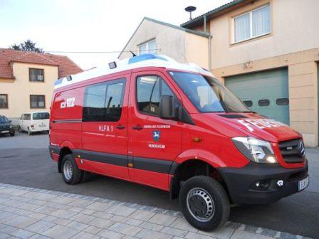 Hilfeleistungsfahrzeug 1 – HLFA1